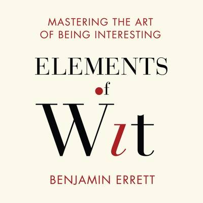 Elements of Wit cover image