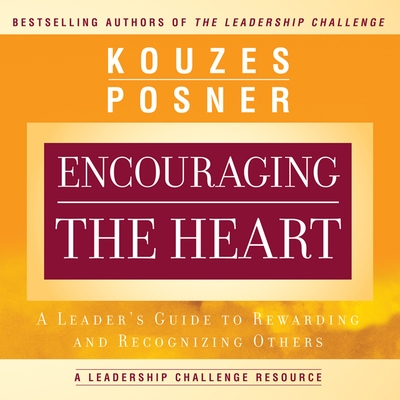 Encouraging the Heart cover image
