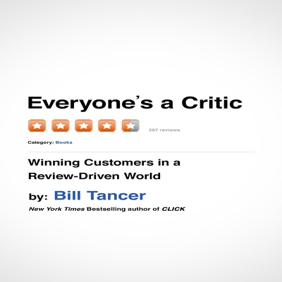 Everyone's a Critic cover image