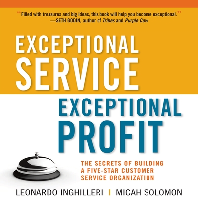Exceptional Service, Exceptional Profit cover image