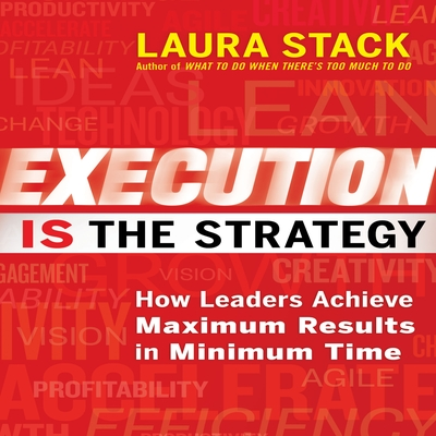Execution IS the Strategy cover image