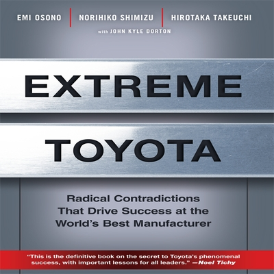 Extreme Toyota cover image