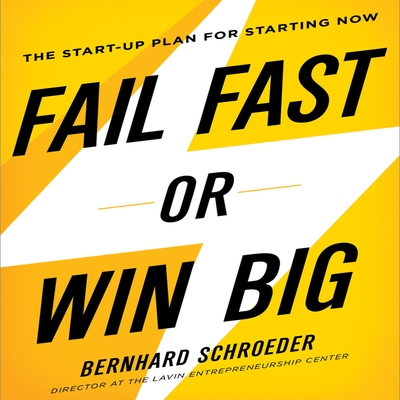 Fail Fast or Win Big cover image