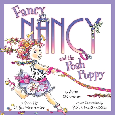 Fancy Nancy and the Posh Puppy cover image