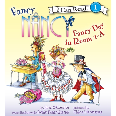 Fancy Nancy: Fancy Day in Room 1-A cover image
