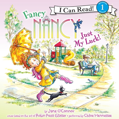 Fancy Nancy: Just My Luck! cover image