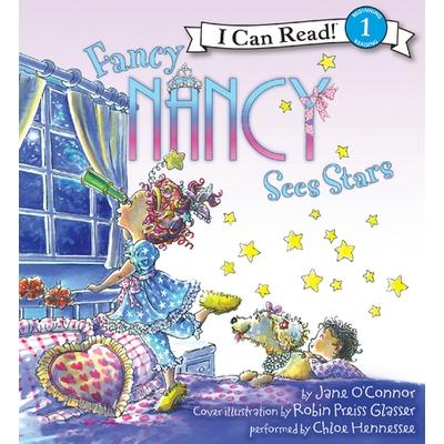 Fancy Nancy Sees Stars cover image