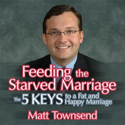 Feeding the Starved Marriage cover image