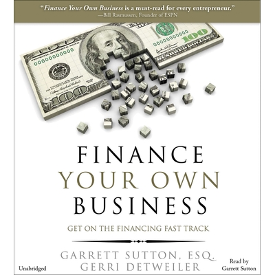 Finance Your Own Business cover image