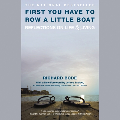 First You Have to Row a Little Boat cover image