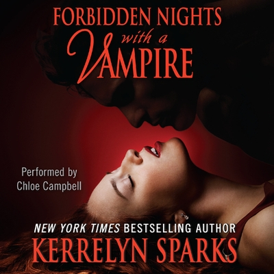 Forbidden Nights With a Vampire cover image