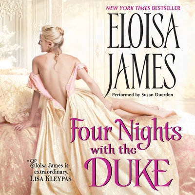 Four Nights With the Duke cover image