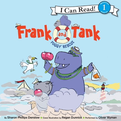 Frank and Tank: Foggy Rescue cover image