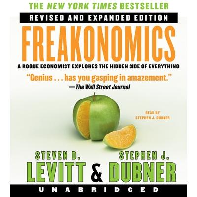 Freakonomics cover image