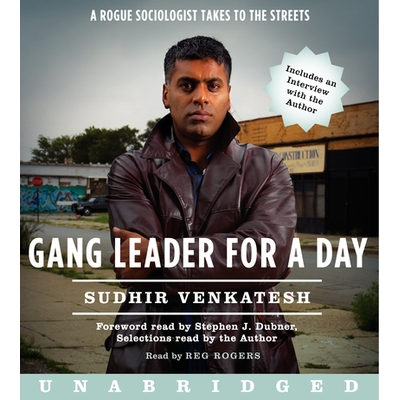 Gang Leader for a Day cover image