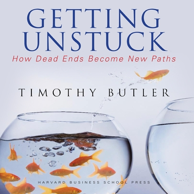 Getting Unstuck cover image