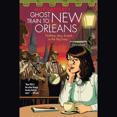 Ghost Train to New Orleans