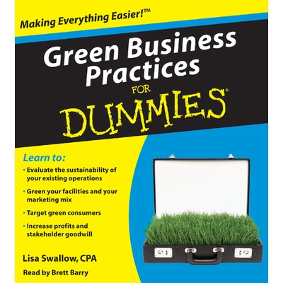Green Business Practices for Dummies cover image