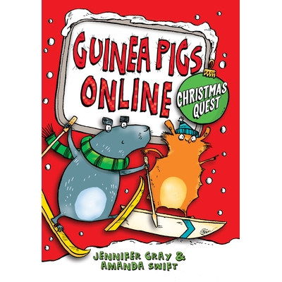 Guinea Pigs Christmas cover image