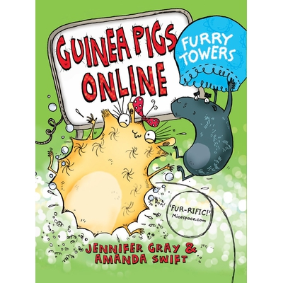 Guinea Pigs Online: Furry Towers cover image