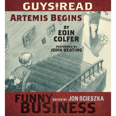 Guys Read: Artemis Begins cover image