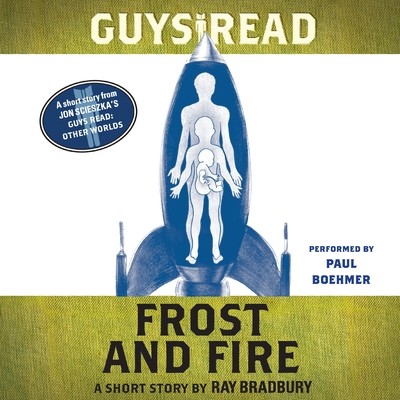 Guys Read: Frost and Fire cover image