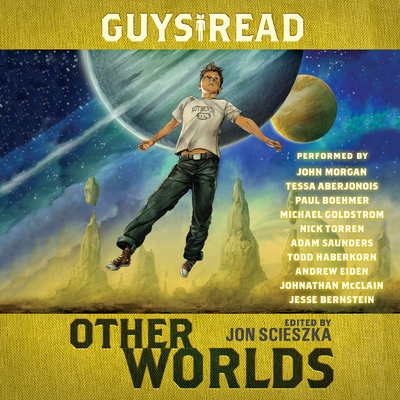 Guys Read: Other Worlds cover image