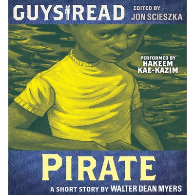 Guys Read: Pirate cover image