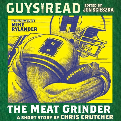 Guys Read: The Meat Grinder cover image