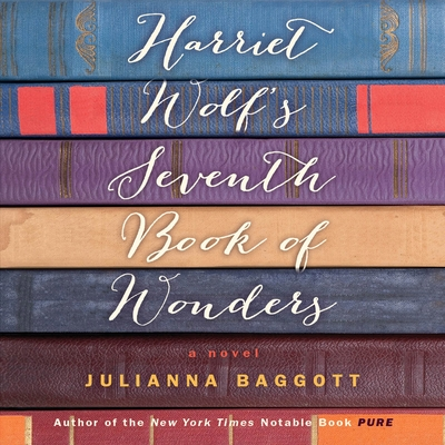 Harriet Wolf's Seventh Book of Wonders cover image
