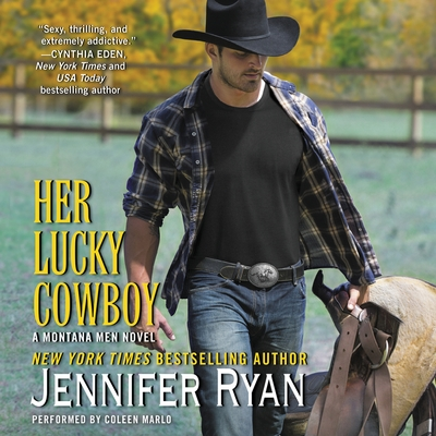 Her Lucky Cowboy cover image