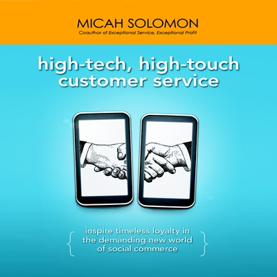 High-Tech, High-Touch Customer Service cover image