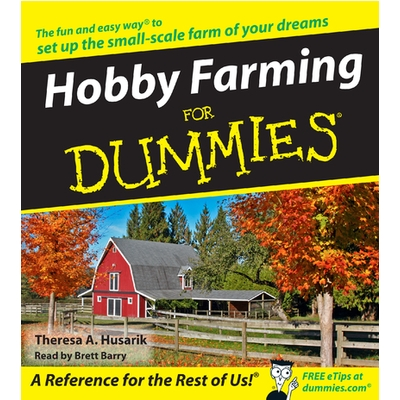 Hobby Farming for Dummies cover image