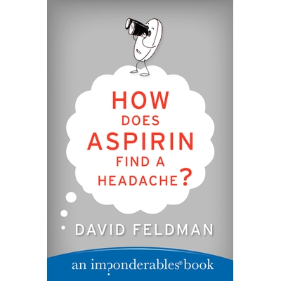 HOW DOES ASPIRIN FIND A HEADACHE