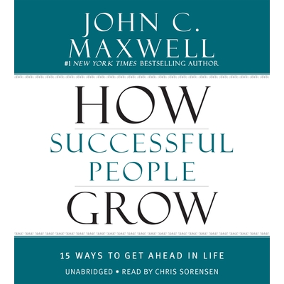 How Successful People Grow cover image
