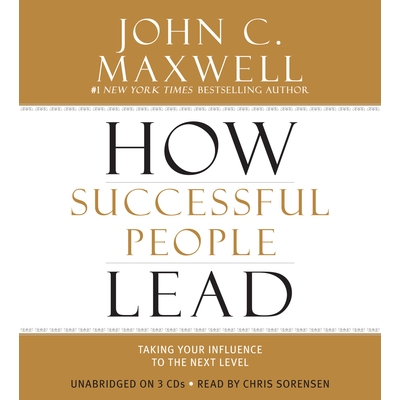 How Successful People Lead cover image