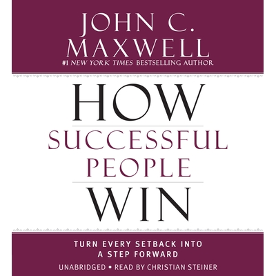 How Successful People Win cover image