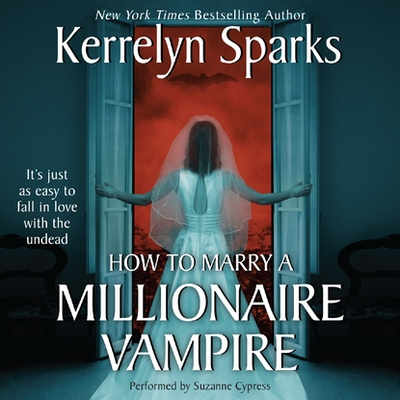 How To Marry a Millionaire Vampire cover image