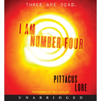 I Am Number Four cover image
