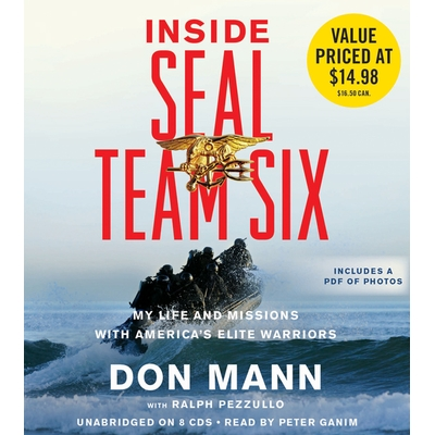 Inside SEAL Team Six cover image