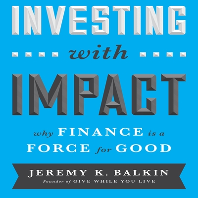 Investing With Impact cover image