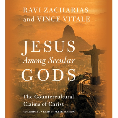 Jesus Among Secular Gods cover image