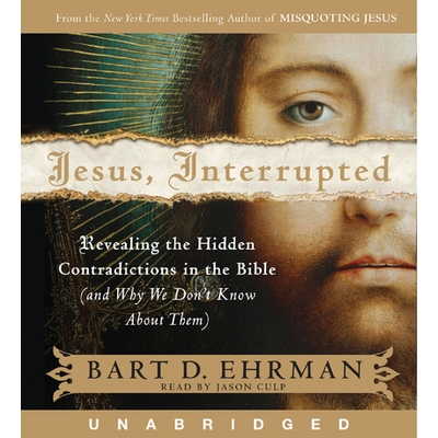 Jesus, Interrupted cover image