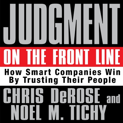 Chris Darose Listenup Audiobooks