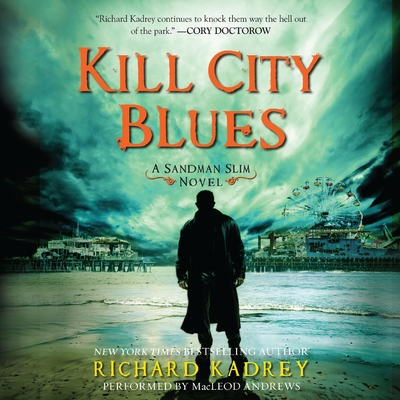 Kill City Blues cover image