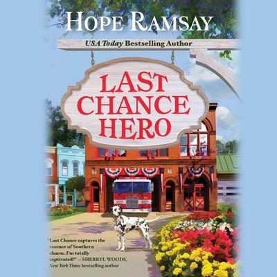 Last Chance Hero cover image