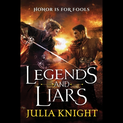 Legends and Liars cover image