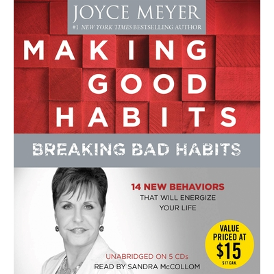 Making Good Habits, Breaking Bad Habits cover image