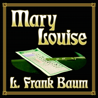 Mary Louise cover image