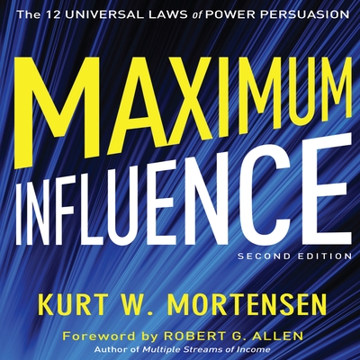 Maximum Influence cover image
